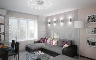 Дизайн стандартной квартиры