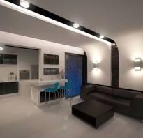 Интерьер гостиной 40 кв