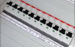Как правильно подобрать автоматический выключатель по нагрузке