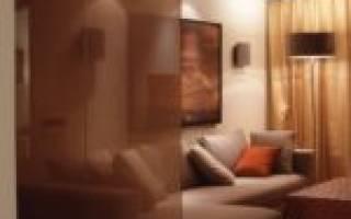 Дизайн спальни зонирование