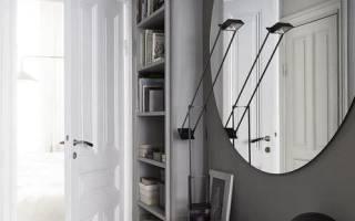 Длинная узкая прихожая дизайн фото в квартире