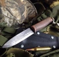 Как изготовить охотничий нож своими руками