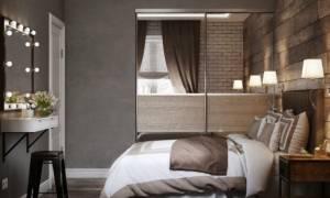 Дизайн спальни в квартире хрущевке