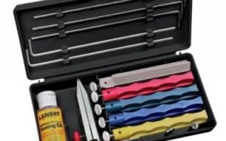 Лучшие точилки для ножей профессиональные ручные