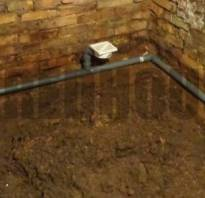 Какой уклон трубы для канализации