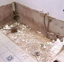 Дизайн ремонта в ванной