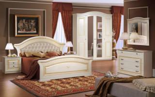 Дизайн спальни гарнитур