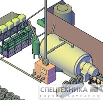 Переработка шин в топливо оборудование цена