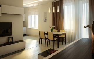 Дизайн сталинки 3 комнаты