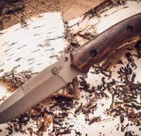 Какую сталь используют для ножей