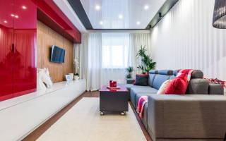 Интерьер гостиной 18 кв метров