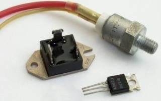 Чем отличается симистор от транзистора