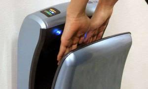 Сравнение напольных (высокоскоростных) сушилок для рук