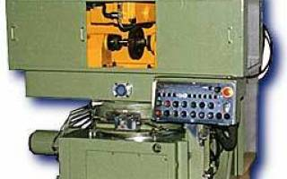 Зубофрезерные станки технические характеристики