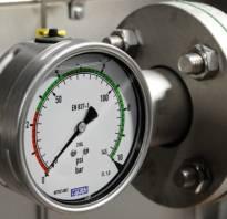 Из чего состоит манометр для измерения давления