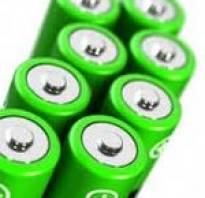 Зарядное устройство для алкалиновых батареек