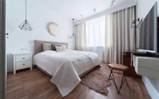 Дизайн спальни потолок из гипсокартона