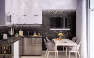 Кухни оформление дизайн