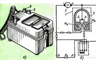 Как пользоваться электронным мегаомметром