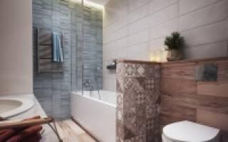 Плитка в ванную современный дизайн