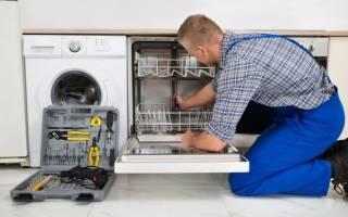 Как подключить посудомоечную машину своими руками видео