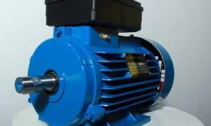 Однофазный двигатель с пусковой обмоткой схема подключения