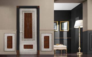 Дизайн старых дверей
