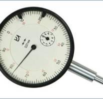 Как пользоваться микрометром часового типа