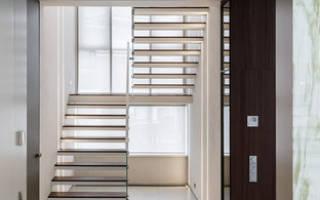 Дизайн современных лестниц в доме