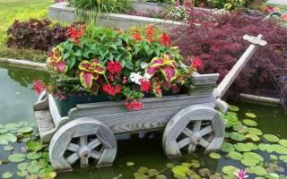 Интерьер для сада