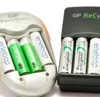 Сколько заряжать новые аккумуляторные батарейки