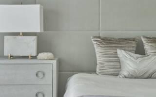 Дизайн спальни в пастельных тонах фото