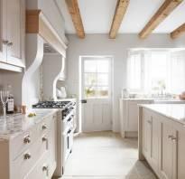 Интерьер кухни в стиле неоклассика фото