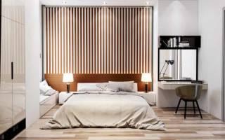 Изголовье у кровати дизайн