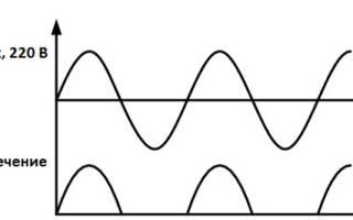 Светодиод от 220 вольт схема