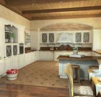 Интерьер кухни для дома