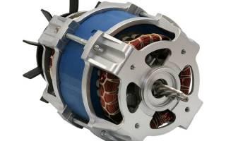Как подключить конденсатор к однофазному двигателю