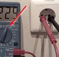 Как замерить ток тестером