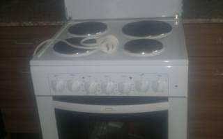 Как подсоединить электрическую плиту