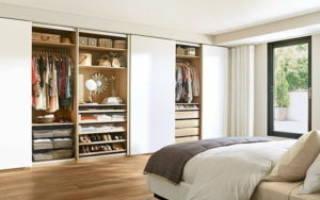 Дизайн шкафа в комнату