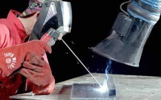 Какими электродами варить алюминий