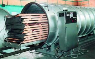 Устройство сушильной камеры для древесины