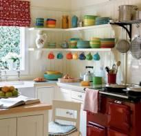 Интерьер кухни для маленькой кухни