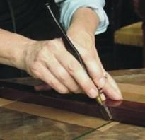 Как правильно резать толстое стекло