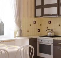 Интерьер кухни для хрущевки