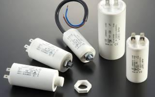 Расчет конденсатора для однофазного асинхронного двигателя