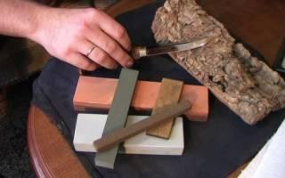 Устройство для заточки ножей своими руками чертежи