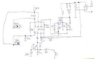 Схема зарядного устройства hitachi uc18yg