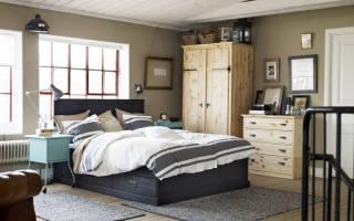 Дизайн спальни икеа