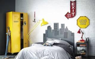 Идеи для интерьера комнаты подростка